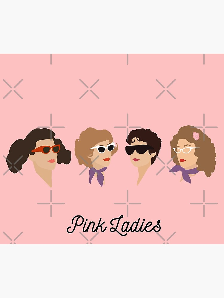 Pink Ladies by thefilmartist