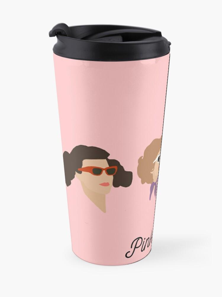 Alternate view of Pink Ladies Travel Mug