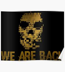 the skull back to us Poster