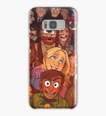It's time to start the music... Samsung Galaxy Case/Skin