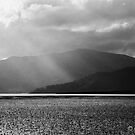 Trinity Inlet 3 B&W by Chris Cohen