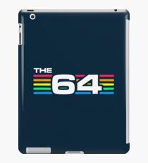 Commodore 64  iPad Case/Skin