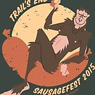 Sausagefest 2015 by MomfiaTees