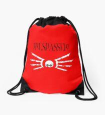 TRESPASSER Drawstring Bag
