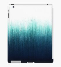 Teal Ombre  iPad Case/Skin