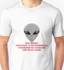 Rio Arriba Scientific & Technological Underground Auxiliary T-Shirt