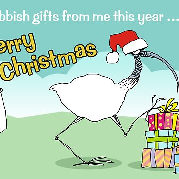 Have a very ibis christmas by mmawson
