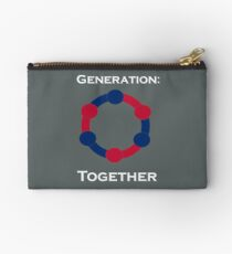 Generation Together Zipper Pouch