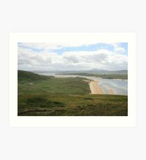 Donegal view Art Print