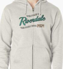 RIVERDALE! Zipped Hoodie
