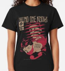 No One Knows  Classic T-Shirt