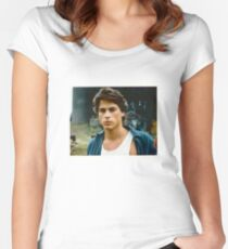 Rob Lowe Women's Fitted Scoop T-Shirt