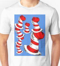 Dr. Seuss Cat In The Hat Hats T-Shirt