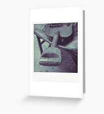 Shovel Greeting Card