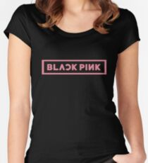 BlackPink Women's Fitted Scoop T-Shirt