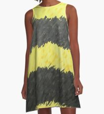 Bumblebee Dress A-Line Dress