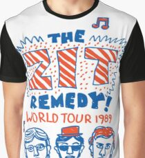 Zit Remedy (Degrassi Junior High) Graphic T-Shirt