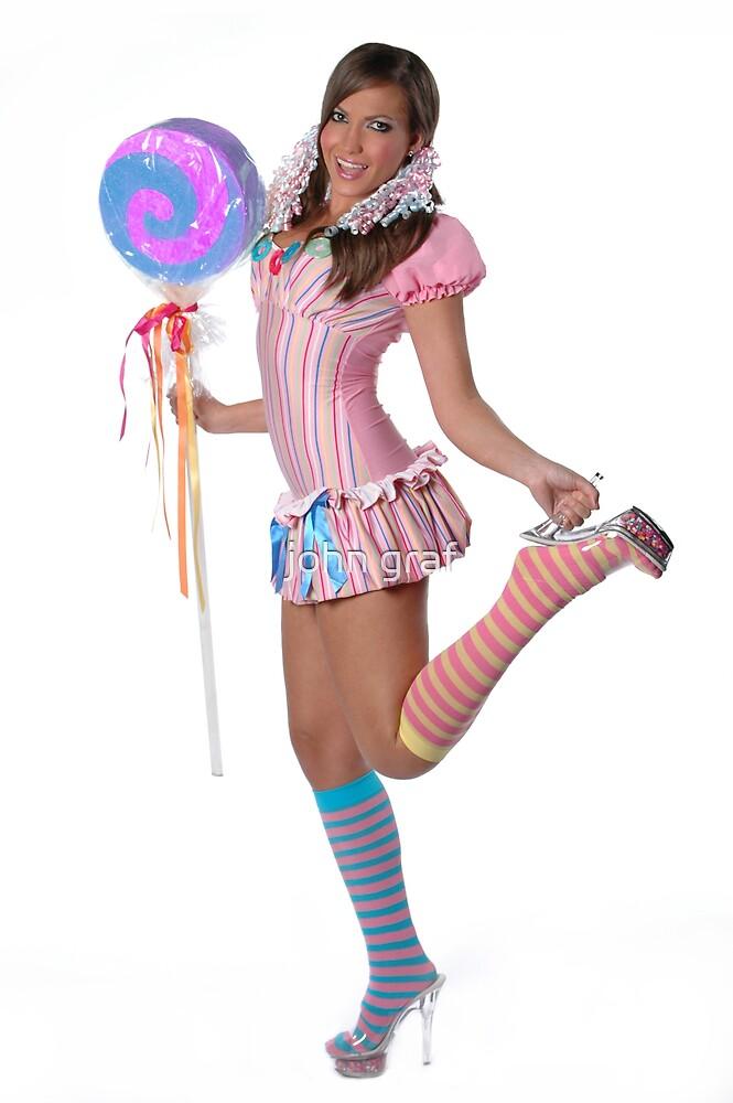 Candy Girl by john graf