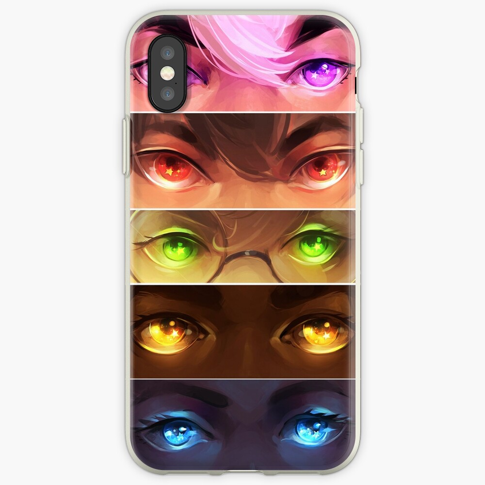 Sternenaugen: Voltron iPhone-Hülle & Cover