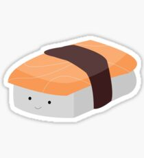 Salmon Nigiri Sticker