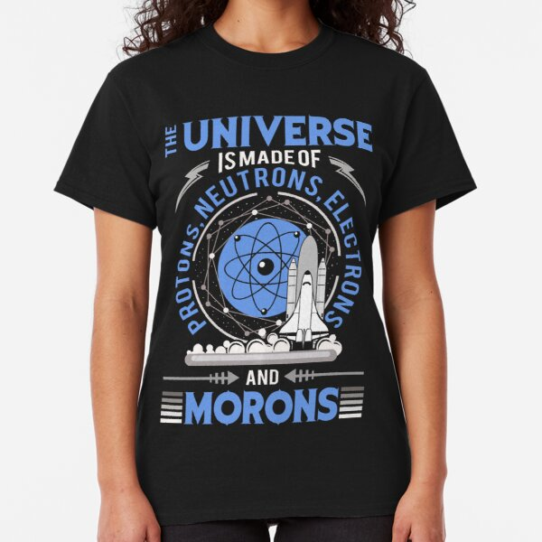 I LOVE SCIENCE molécule Atome chimie physique Geek Nerd Lab /< 3 tee-shirt Homme