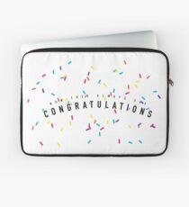 Congrats. Laptop Sleeve