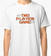 Two Player Game - Song From Be More Chill Classic T-Shirt