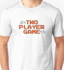 Two Player Game - Song From Be More Chill Unisex T-Shirt