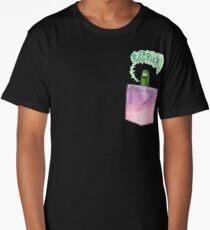 Pickle Rick Long T-Shirt