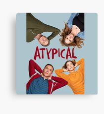 Arypical Series Canvas Print