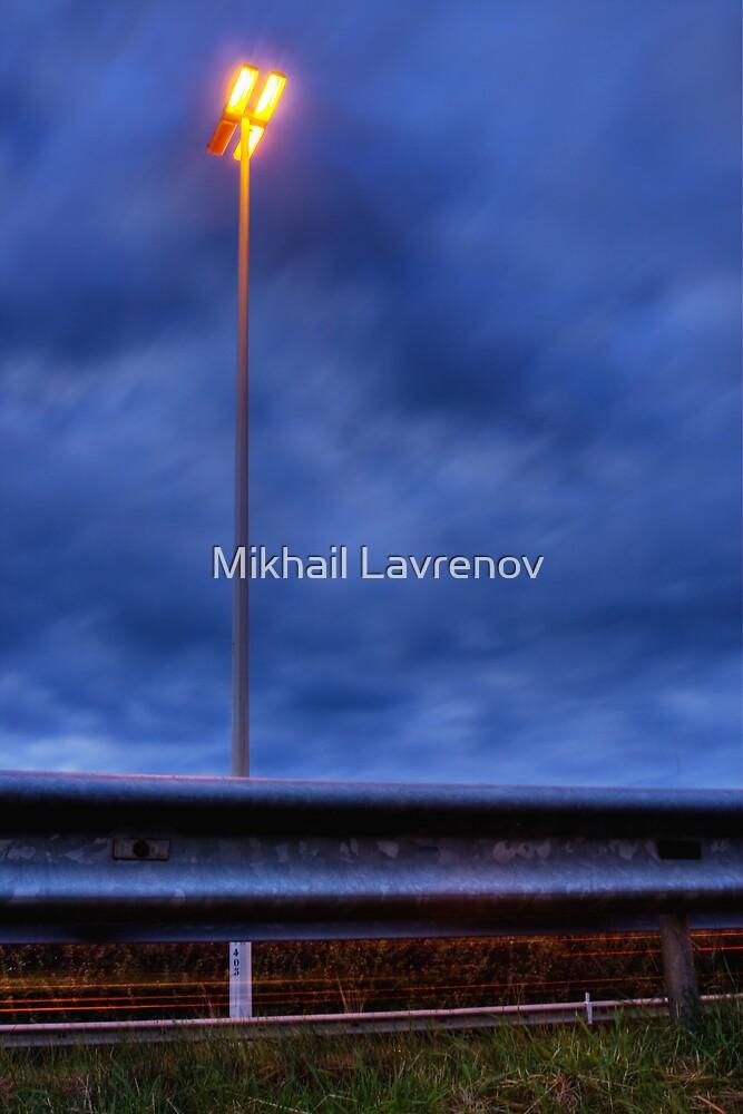 Speedway lamp by Mikhail Lavrenov