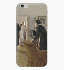 Unexpected Return 1884 - 1888 Ilya Repin iPhone Case