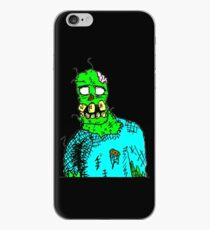 In the Cubicle Zombi RE1 iPhone Case