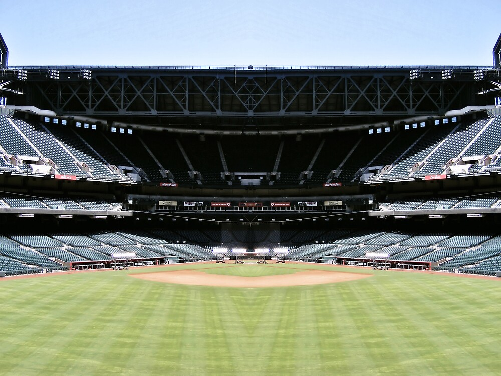 Chase Field north Expended Image by KLPhair