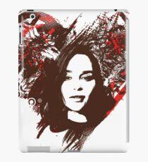 Emilia Clarke is Love iPad Case/Skin