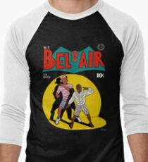 Bel Air Men's Baseball ¾ T-Shirt