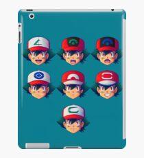 Ash Ketchum / Satoshi x7 iPad Case/Skin