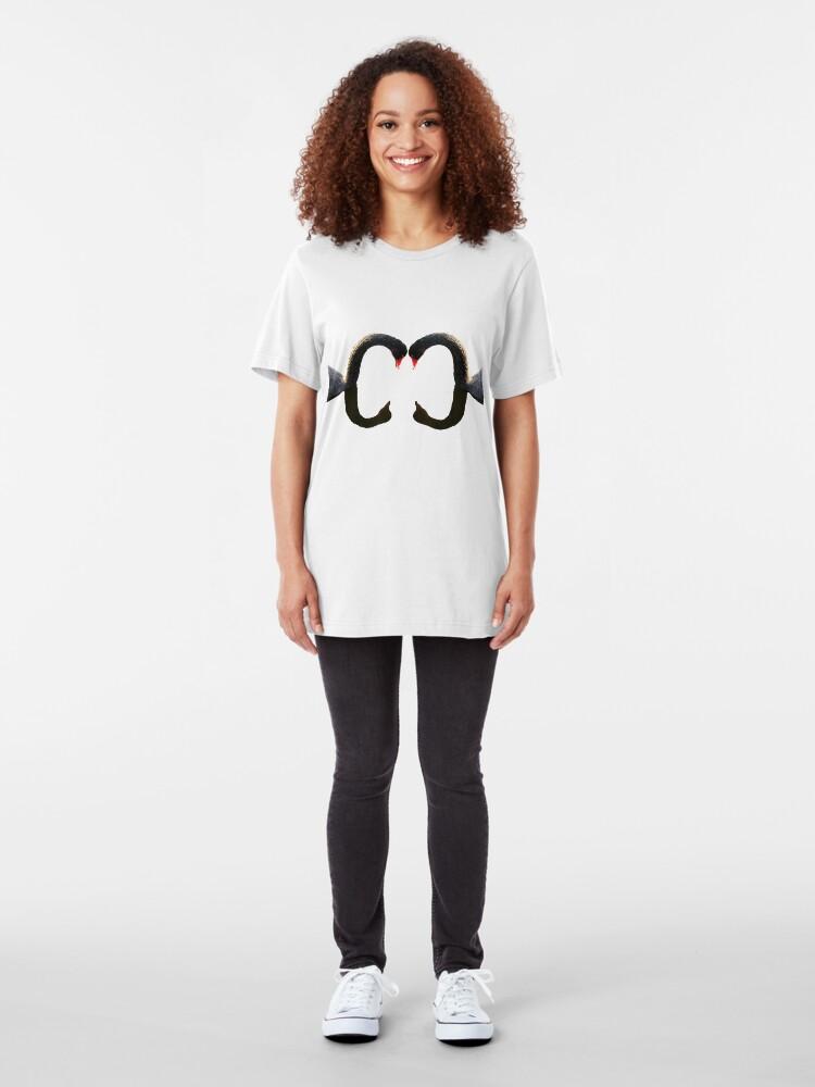 Alternate view of Mirror Slim Fit T-Shirt
