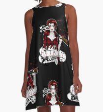 Hillbilly Deluxe A-Line Dress