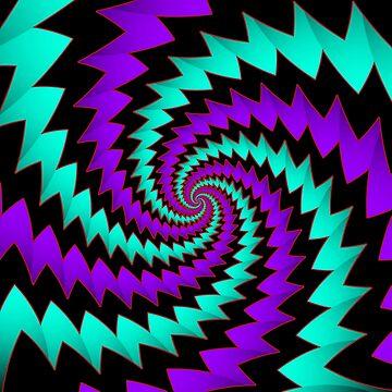 Ziggy Spiral by AdrianRD