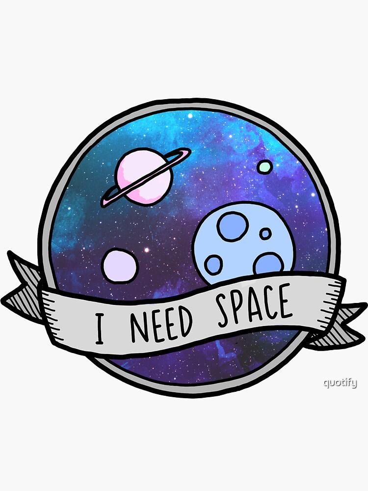 Necesito espacio de quotify