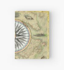 Moral Compass Arye Hardcover Journal