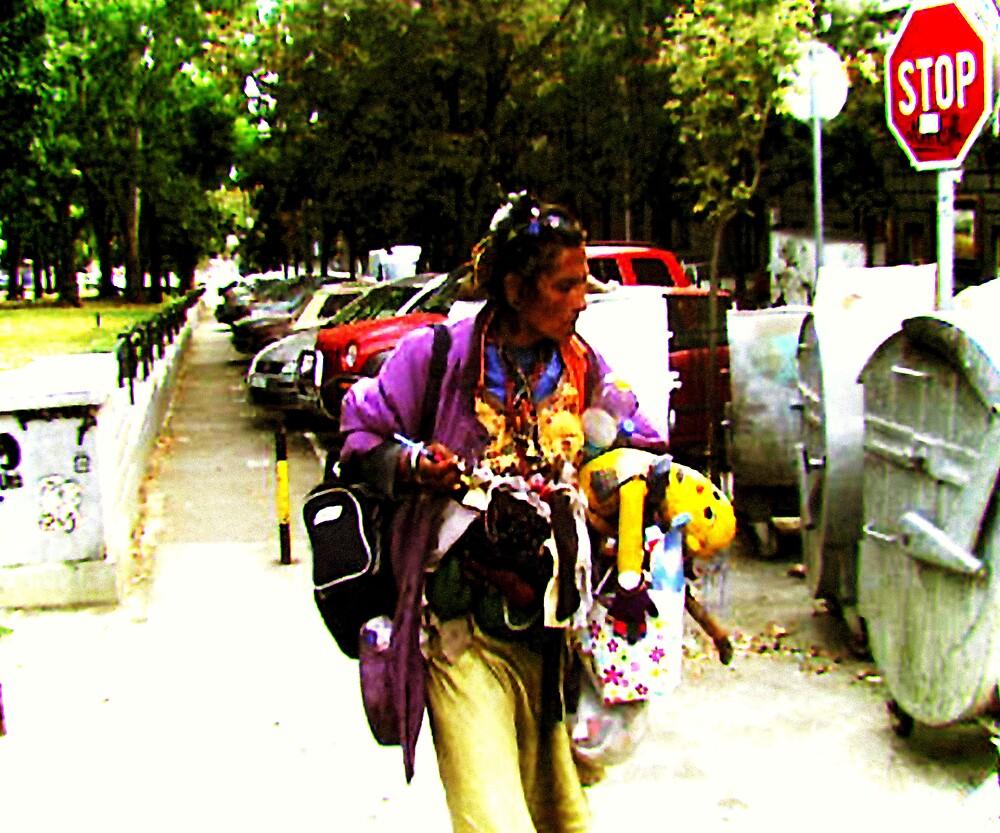 passanger by boki2008