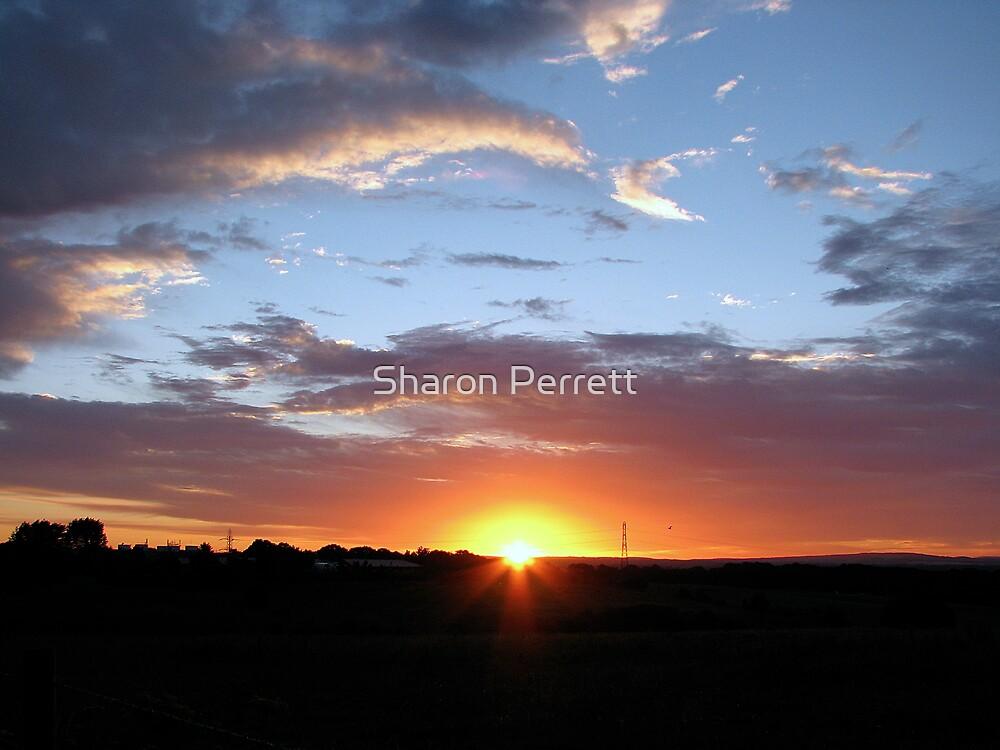 Sunrise 4 20-07-08 by Sharon Perrett