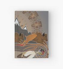 Buffalo People Hardcover Journal