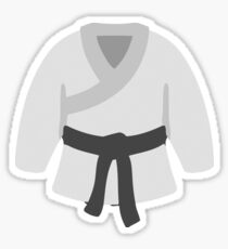 Karate Uniform Emoji Sticker