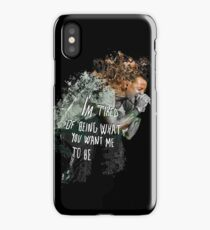Simple Chester iPhone Case/Skin