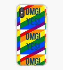 Marriage Equality Vote YES iPhone Case