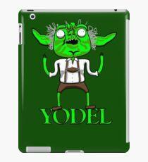 YODEL iPad Case/Skin