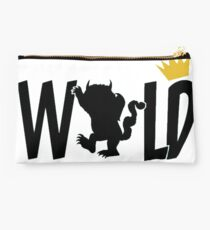 Where The Wild Things Are T Shirt Toddler  Studio Pouch